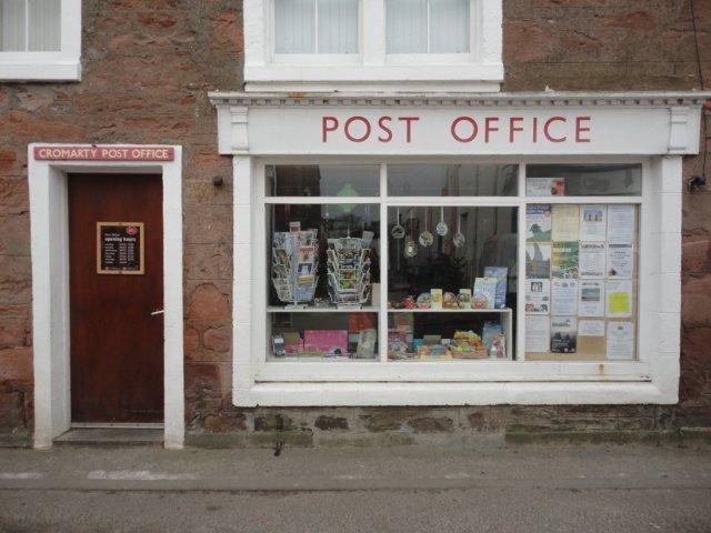 Skotsko pošta