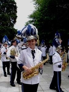 letní uniforma